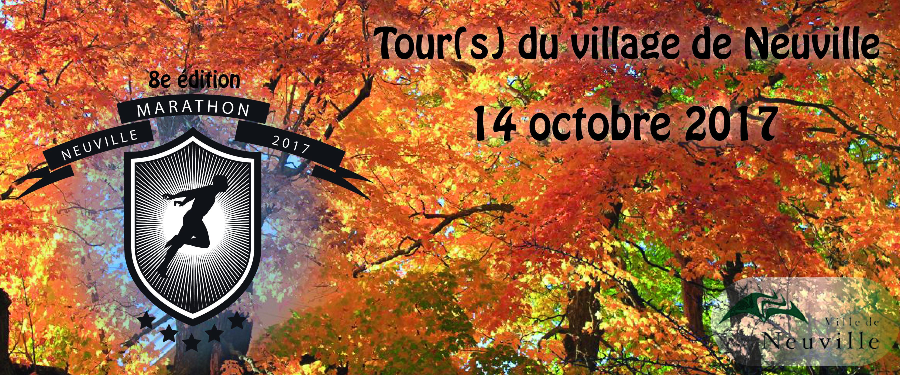 Tour du Village de Neuville
