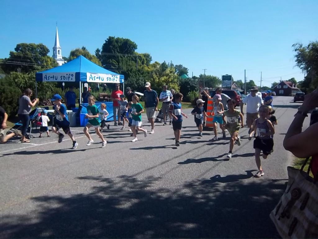 Photos - Tour(s) du Village de Neuville 2012
